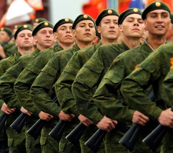 Фотоснимок военных. Кто может рассчитывать на ипотеку?