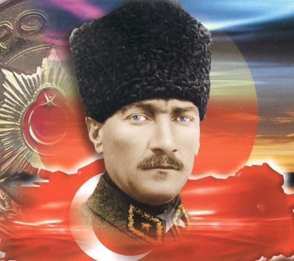 Первый президент Турции Ататюрк