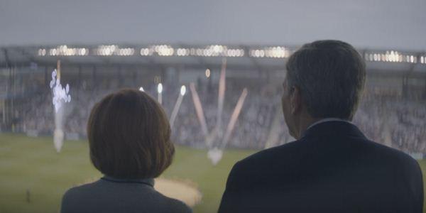 зрители на стадионе