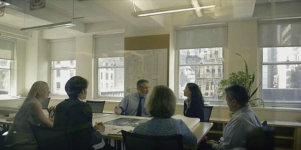 совещание по документам на кредит в Сбербанк
