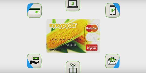 кукуруза PayPass