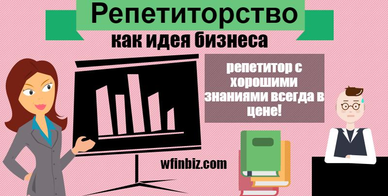 Бизнес на знаниях